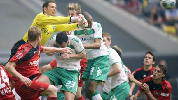 """Leverkusen """"Heimkomplex"""" dauert an"""