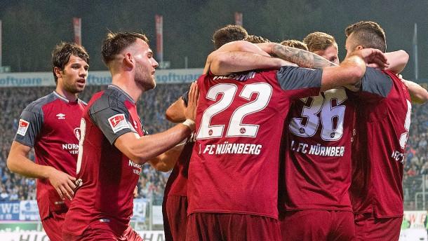"""""""Köllners Boygroup"""" begeistert Nürnberg"""