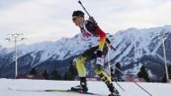 Auf geht's in Östersund: Erik Lesser und die Biathleten starten in die neue Saison