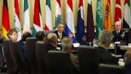 Obama rechnet mit langwierigem Einsatz gegen IS