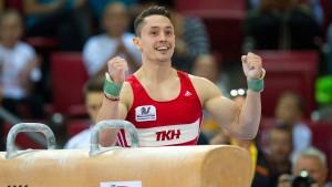 Olympiaheld Toba bejubelt erfolgreiches Comeback