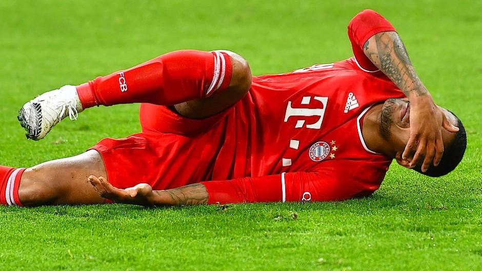 Für Douglas Costa läuft es beim FC Bayern noch nicht rund.