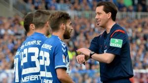 Scharfe Kritik an Gräfe-Ansetzung für HSV-Spiel