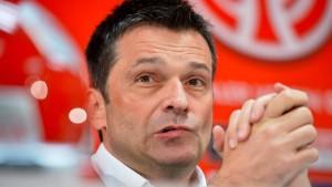 Mainz 05 vor Vertrag mit Infront