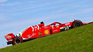 Renn-Kalender der Formel-1-Saison 2019