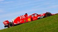 Wie schneidet Sebastian Vettel im Ferrari 2019 ab?