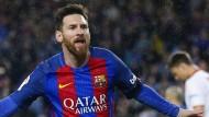 Furiose Show von Barcelona im Topspiel