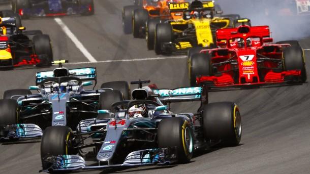 Vettel verzockt sich