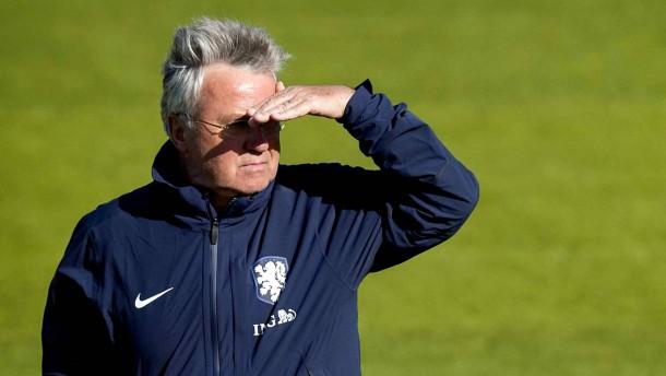 Hat Chelsea schon Hiddink im Blick?