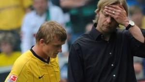 Dortmund verliert das Ticket nach Europa