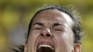 Jelena Isinbajewa markiert 23. Weltrekord
