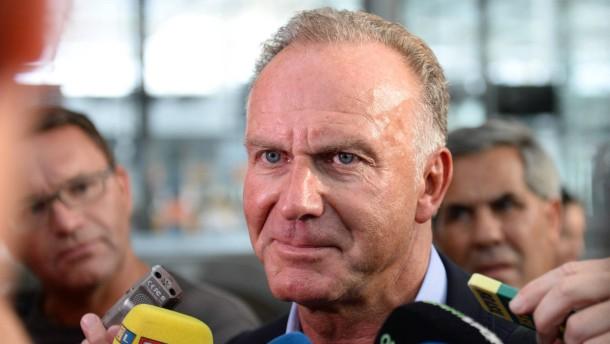 Rummenigges Wut auf die DFB-Richter