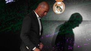 Trainer Zidane verlässt Real Madrid