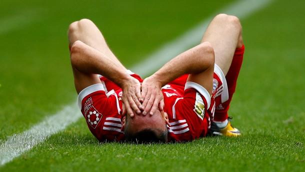 Der lange Leidensweg des Franck Ribéry