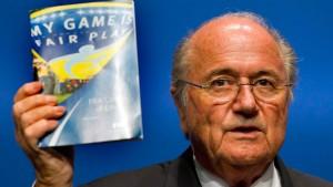 """""""Ein Tsunami gegen die Korruption im Fußball"""""""
