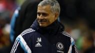 So nett hat Mourinho nie geschwindelt