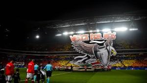 Ärger für BVB-Fans am Stadiontor