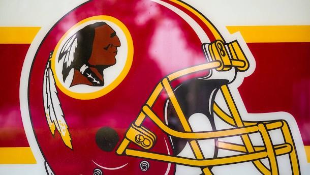 Washington Redskins sollen ihren Namen ändern