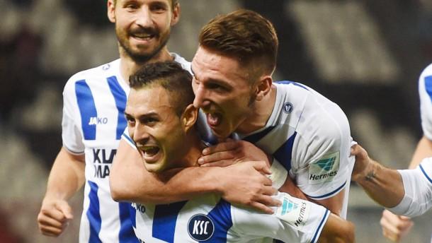 Karlsruhe kanzelt kriselnde Bochumer ab