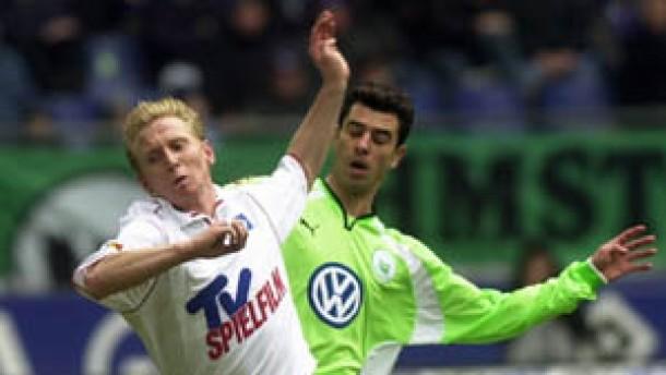 HSV nur 1:1 gegen zehn Wolfsburger