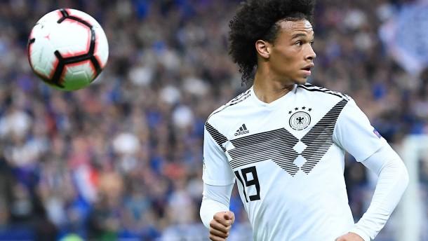 Es funkelt wieder etwas im deutschen Spiel