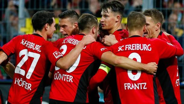 Ein Freiburger Heim-Coup