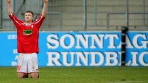 Bei Rot-Weiß Ahlen in der zweiten Bundesliga wurde Reus groß - und ist nun 18 Millionen Euro wert