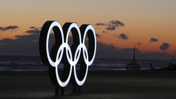 Olympia-Zeitplan der Spiele 2021 in Tokio