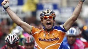 Oscar Freire gewinnt Mailand - San Remo