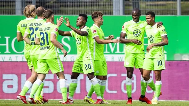 Pflichtsieg für Wolfsburger Kollektiv
