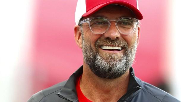 """Klopp begeistert der """"sensationelle"""" FC Bayern"""