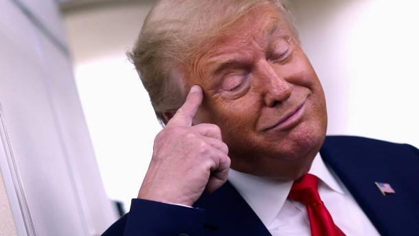 Trump und seine Idee mit den Protest-Sportlern