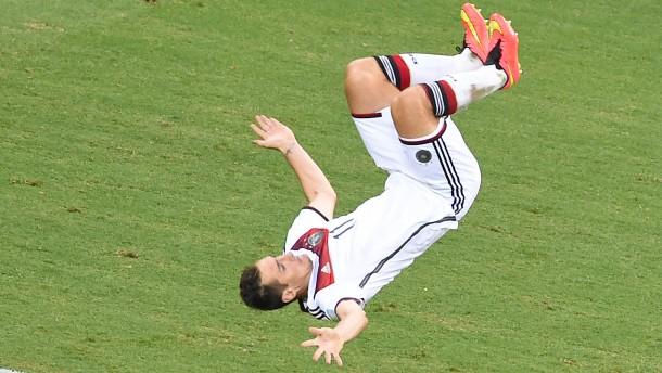 Das Dilemma des deutschen Fußballs