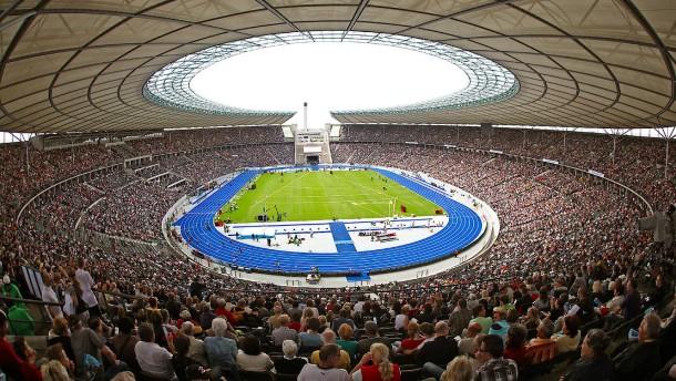 Die Quadratur des Stadionrunds