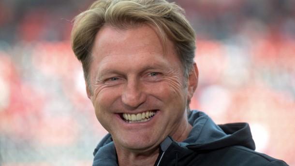 Hasenhüttl wird Trainer bei RB Leipzig
