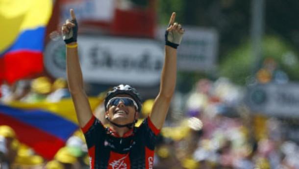 Sanchez gewinnt zweite Pyrenäen-Etappe