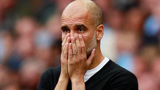 Ärger bei Guardiola, Tränen bei Piqué