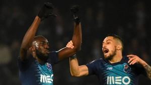 Porto-Spieler geht nach Eklat einfach vom Platz