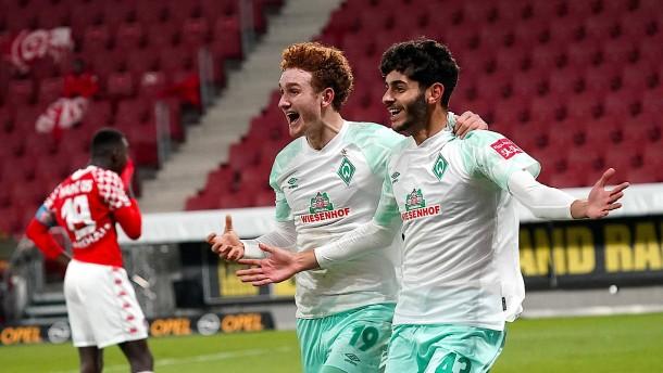 Ein Volltreffer für Werders neuen Weg