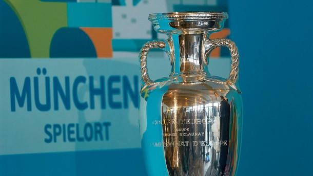 München bleibt trotz Corona-Verschiebung Spielort