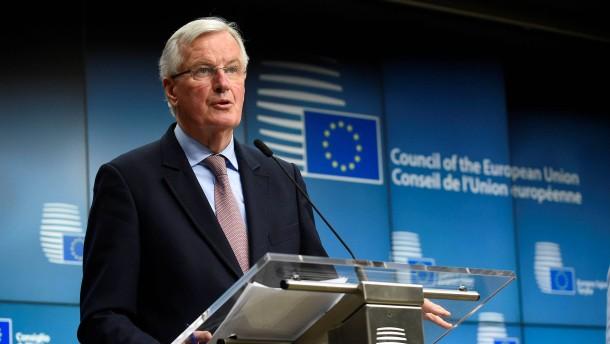 """EU lehnt britische """"Illusionen"""" ab"""
