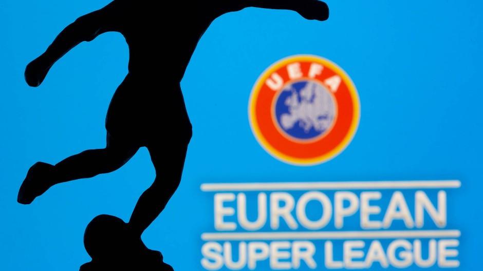 Nach zwei turbulenten Tagen schon wieder Geschichte: Die europäische Superliga wird (vorerst) doch nicht gegründet.