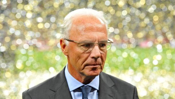 Beckenbauer-Aussagen eindeutig widerlegt