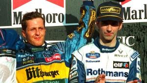 Der doppelte Schumacher