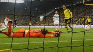 Dortmund siegt im Teilzeit-Rausch
