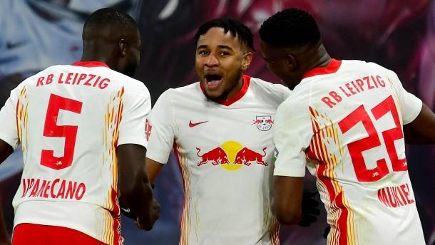Leipzig ist der letzte Verfolger des FC Bayern