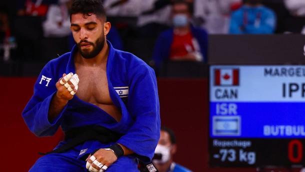 Zweiter Judoka tritt nicht gegen Israeli an