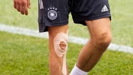 Der Kniefall der Nationalmannschaft