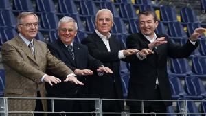 Kein Gerichtsverfahren gegen frühere DFB-Funktionäre