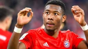 Dem FC Bayern reicht es im Poker mit Alaba